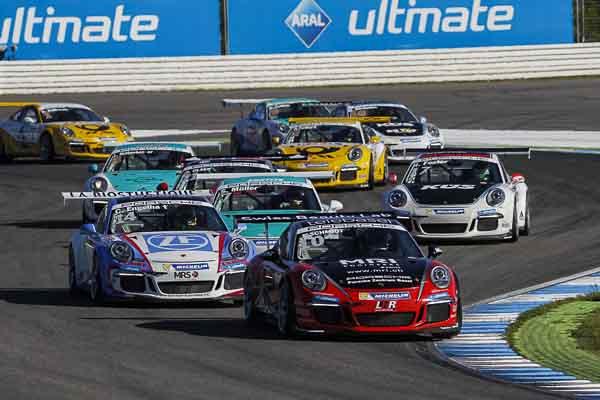 Porsche Carrera Cup Deutschland Hockenheimring