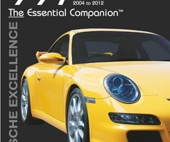 Porsche 997 the essential companion by Adrian Streather