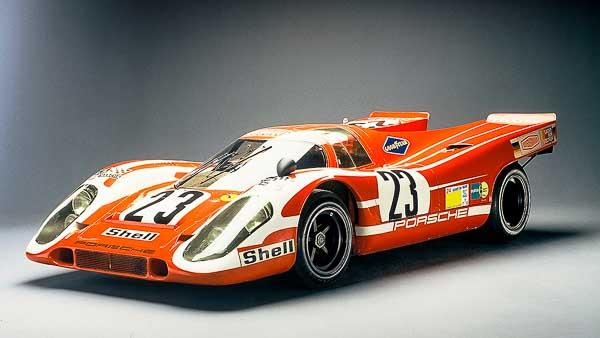 1970 Le Mans Winner Porsche 917K, Hans Herrmann, Richard Attwood