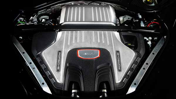 Porsche V8 Engines