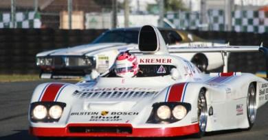 Porsche 936 Le Mans Classic