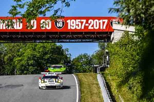 Porsche 911 RSR, Porsche North America: Patrick Pilet, Nick Tandy