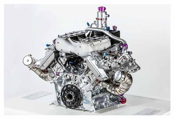 Porsche 919 Hybrid Technology