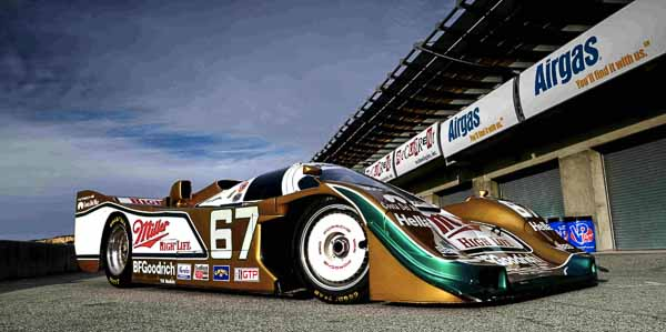 1989 PORSCHE 962 Daytona 24 Hour Winner, Driven by Derek Bell