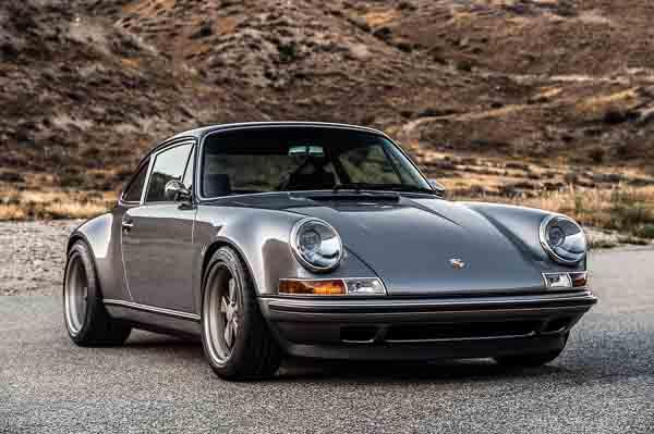 "1994 Gunmetal Gray Porsche 911 ""Minnesota"""