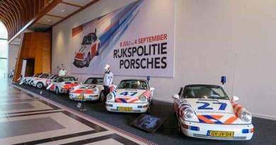 Louwman Museum Politie Porsche