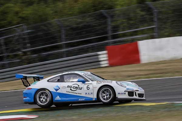 Nick Foster (AUT) Porsche Carrera Cup Deutschland - 07 Nürburgring 2016