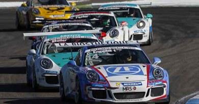 Porsche Carrera Cup Deutschland Experience Day