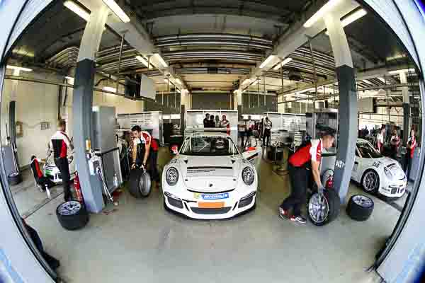 Porsche One Make Race Series