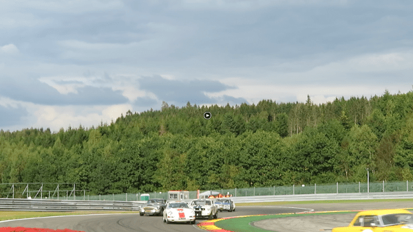Warmup lap Spa Six Hours 2016
