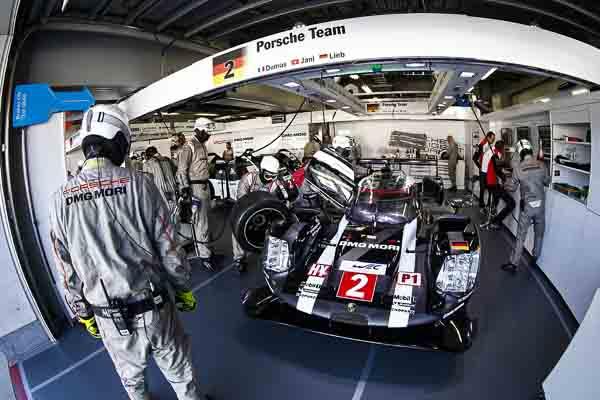 FIA WEC 6H Fuji - Porsche 919 Hybrid, Porsche Team: Romain Dumas, Neel Jani, Marc Lieb