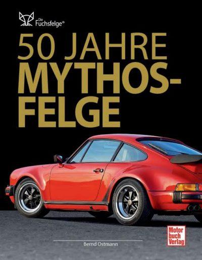 Fuchs - Die Mythos-Felge wird 50 Jahre Book Cover