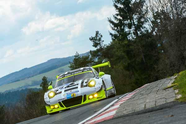 Porsche 911 GT3 R Macau