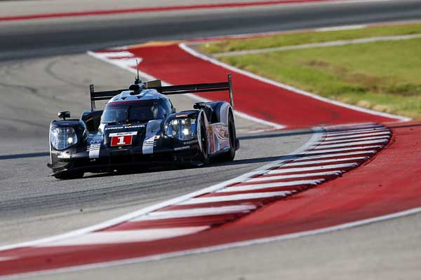 FIA WEC Fuji Japan Porsche 919
