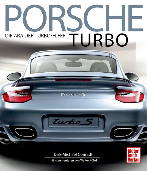 Porsche Turbo Book Cover