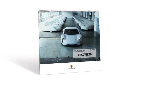 Porsche Calendar 2017