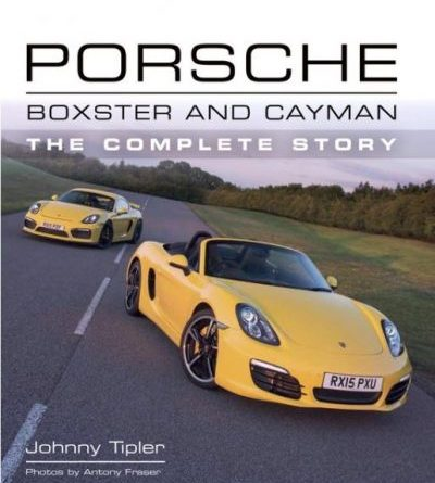porsche boxster and cayman by johnny tipler