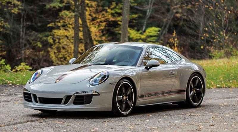 Porsche 911 Rennsport Reunion Edition Scottsdale