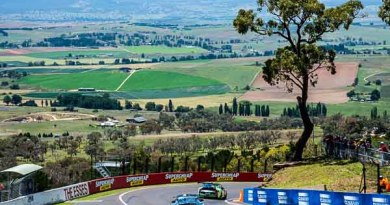 911 GT3R at Bathurst 12H at Mount Panorama Circuit