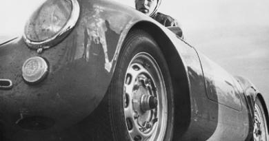 Biography Gert Kaiser Porsche 550