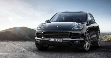 Porsche Cayenne Platinum Edition: Cayenne S