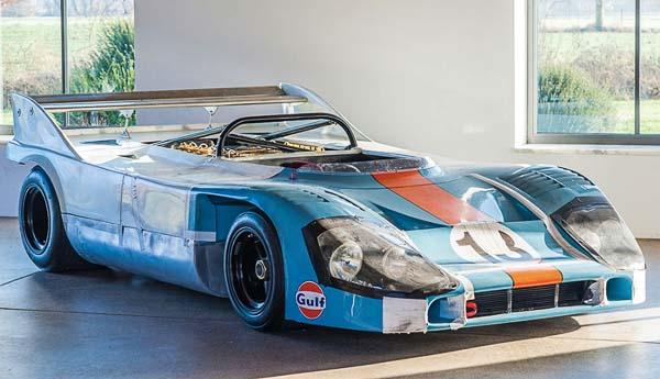 Porsche 917/10 Prototype RM Sotheby Retromobile