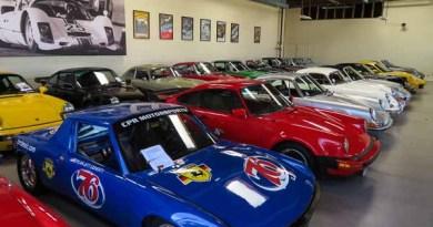 2017 Open House California Porsche Restorations
