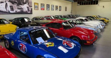 2017 Open House California Porsche Restorations