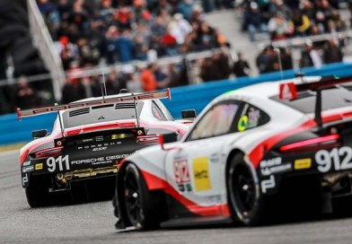 Two 911 RSR at the oldest sports car race in the USA