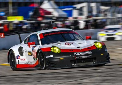 Best 911 RSR on the second grid row