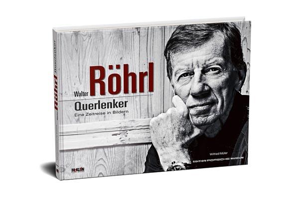 Walter Röhrl - Querlenker Book Cover