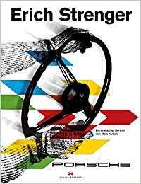 Erich Strenger und Porsche Book Cover