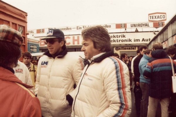 1979 – racing driver becomes the team boss : Reinhold Joest