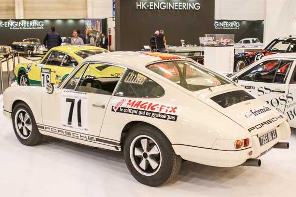 1967 Porsche 911R (ex Gerard Larousse)