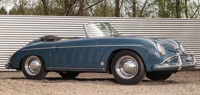 1959 PORSCHE 356A 1600 S CONVERTIBLE D
