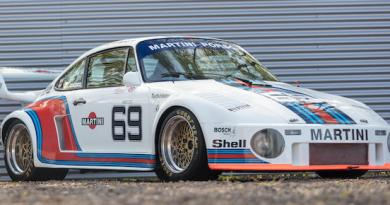 1976 PORSCHE 934:5 KREMER GROUP 4 COMPETITION COUPÉ Bonhams Spa Classic