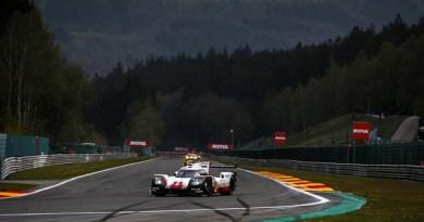 FIA WEC 6h Spa Porsche 919 Hybrid, Porsche LMP Team: Timo Bernhard, Brendon Hartley, Earl Bamber