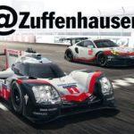 Le Mans Zuffenhausen 2017 at the Porsche Museum