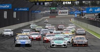 Start: Porsche Carrera Cup Deutschland - 02 Lausitzring 2017