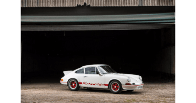 The results of the Bonhams Goodwood Festival of Speed Sale