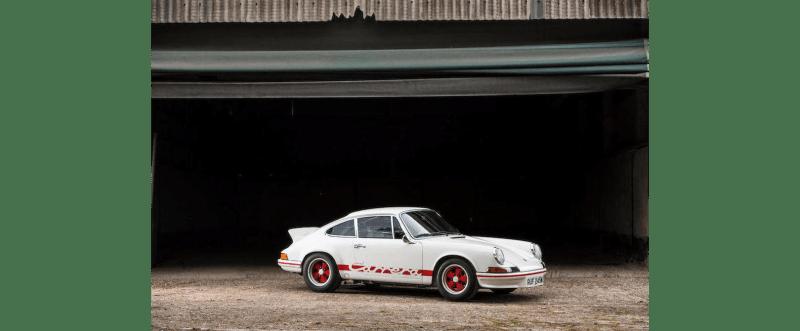 1973 Porsche 911 RS Lightweight