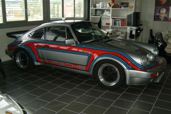 Herbert von Karajan Porsche RS turbo
