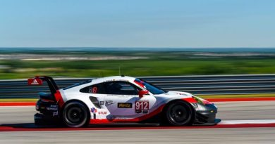 Interview with the new Porsche works driver Gianmaria Bruni