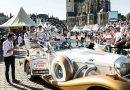 Porsche LMP Team: Andre Lotterer, Nick Tandy, Neel Jani (l-r)