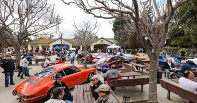 So Cal All-Porsche Swap and Car Display Phoenix Club Anaheim