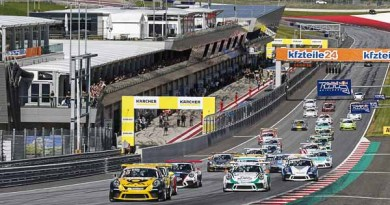 Start: Porsche Carrera Cup Deutschland - 03 Red Bull Ring 2017