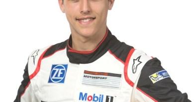Thomas Preining Porsche Junior Biography