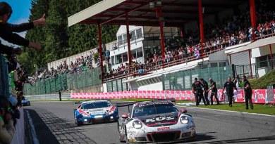 Spa 24H Results 911 GT3 R (117), KÜS Team75 Bernhard: Michael Christensen, Kévin Estre, Laurens Vanthoor