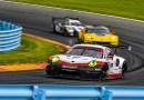 IMSA Weathertech Bowmanville Porsche 911 RSR, Porsche GT Team (912): Laurens Vanthoor, Gianmaria Bruni