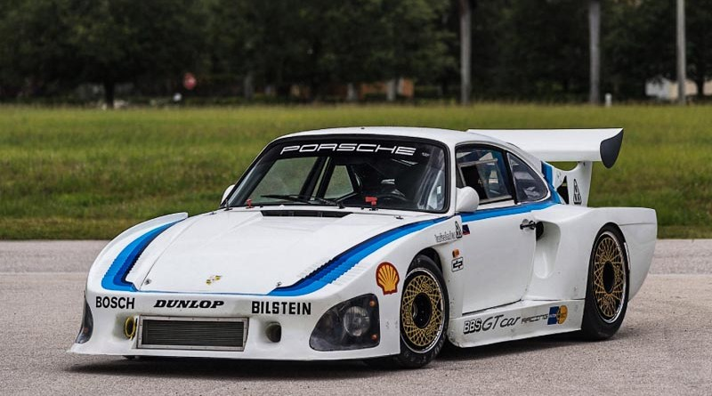 1977 PORSCHE 935 FACTORY RACE CAR